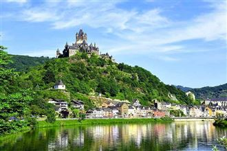 Europe's Rivers & Castles: Nuremberg Luxembourg WINE CRUISES 2020