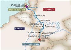Captivating Rhine (Wine Cruise) - 2021