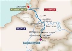 Enchanting Rhine (Wine Cruise) - 2021