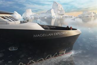 Magellan Explorer Inaugural Air-Cruise