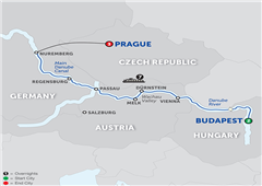 The Blue Danube Discovery 2018