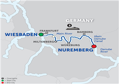 Christmas In The Heart Of Germany – Cruise Only Eastbound 2018