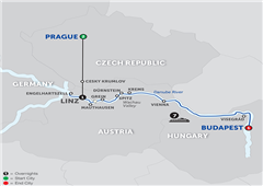 Active Discovery On The Danube With Prague - Eastbound 2018
