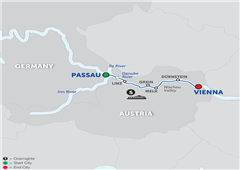 Danube Symphony - Cruise Only Eastbound 2018