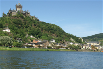 The Rhine & Moselle - Northbound 2018