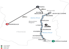 Burgundy & Provence With 2 Nights Bordeaux For Wine Lovers – Northbound 2019