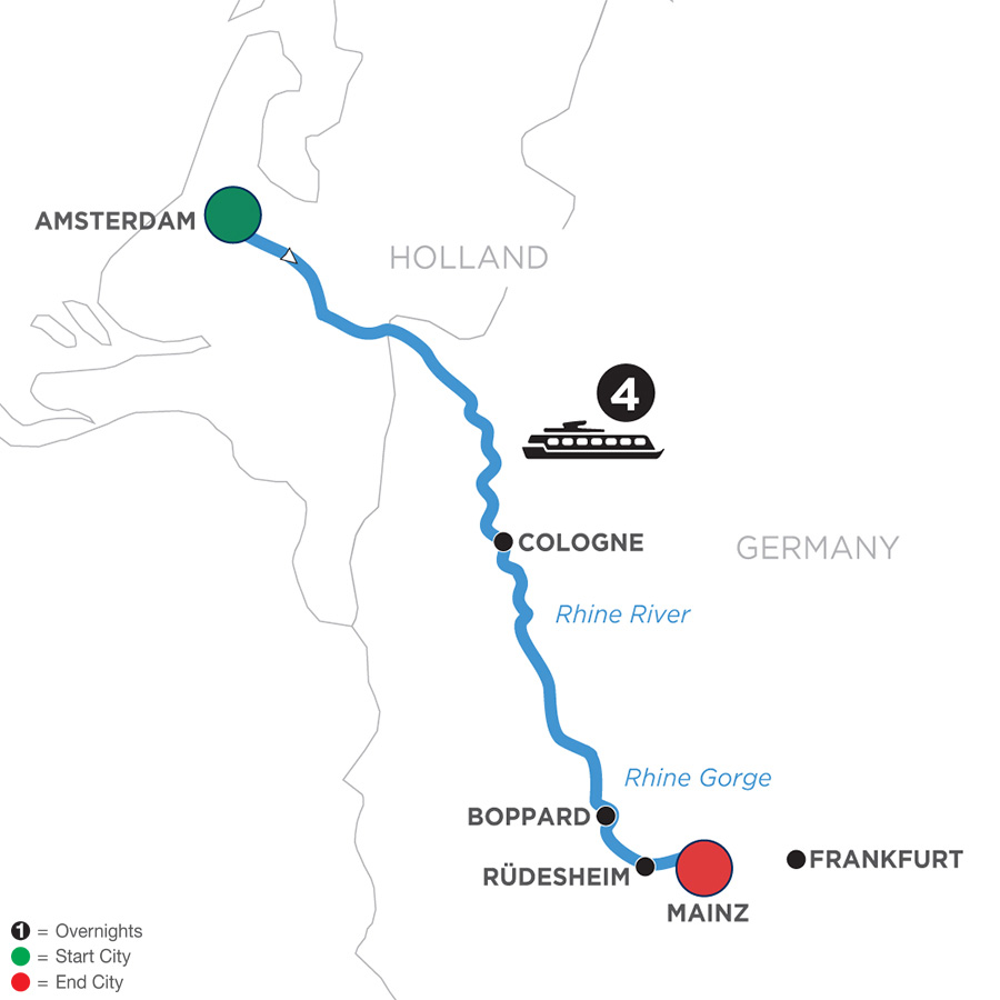 A Taste Of The Rhine (Southbound) 2020