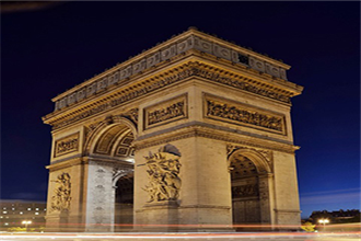 Magnificent Europe With 2 Nights In Paris & 2 Nights In London (Westbound) 2020
