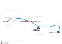 A Taste Of The Danube With 2 Nights In Vienna (Westbound) 2020