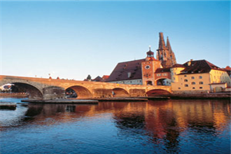Christmastime On The Danube With 2 Nights In Prague (Eastbound) 2020