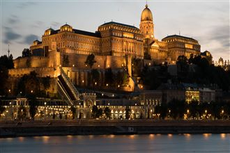 Come Dance on the Danube With Brendan Cole Munich to Budapest 2018