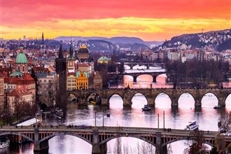 Classic Prague & Danube Delights Christmas Markets Budapest to Prague 2018