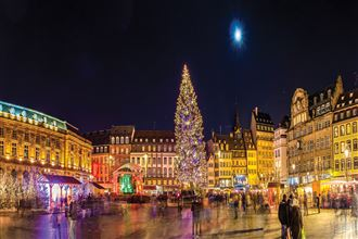 Christmas Markets on the Rhine Amsterdam to Zurich 2019