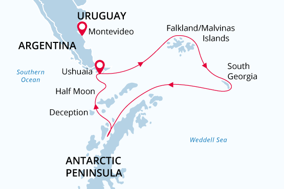 Antarctic Wildlife Adventure 2020