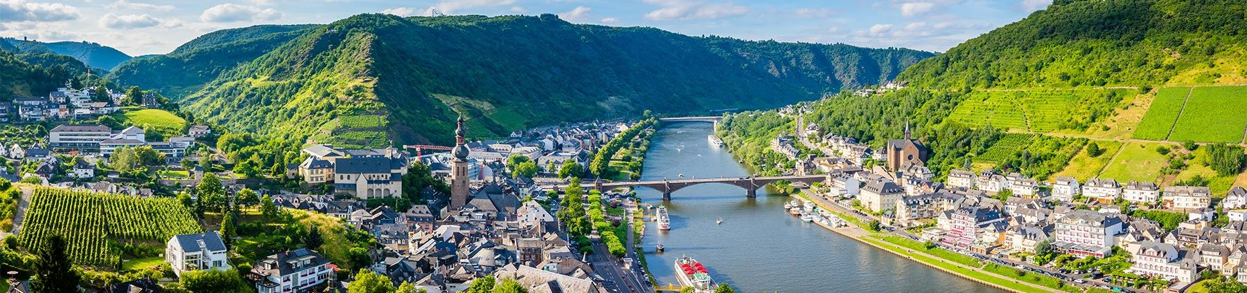 Mosel/Moselle River Cruises