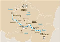 Danube Christmas Markets with Prague Prague to Budapest 2019