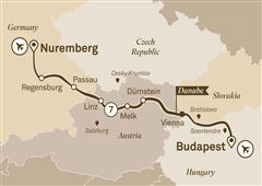 Gems of the Danube Budapest to Nuremberg 2018