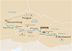 Gems of the Danube with Prague Prague to Budapest 2019