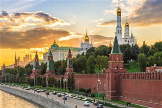 Jewels of Russia St Petersburg to Moscow 2018