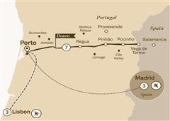 Delightful Douro with Lisbon and Madrid Lisbon to Madrid 2018