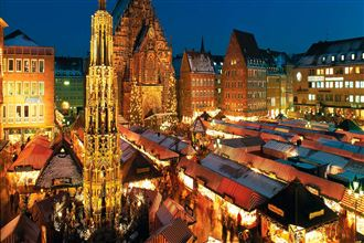 Christmas Markets with Prague Prague to Amsterdam 2018
