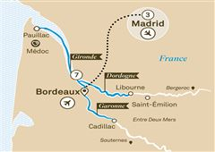 Bordeaux Affair with Madrid Bordeaux to Madrid 2019