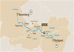 Gems of the Danube Budapest to Nuremberg 2020