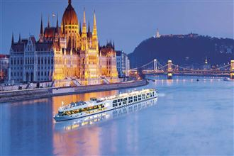 Jewels of Europe Budapest to Amsterdam 2020