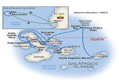 Cruising the Galápagos Islands 2018