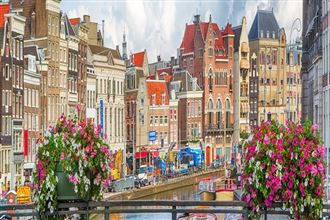 Holland & Belgium at Tulip Time: Amsterdam to Brussels 2019