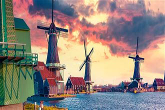 Remarkable Rhine & Historic Holland: Amsterdam to Basel 2019