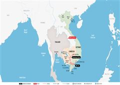 Timeless Wonders of Vietnam, Cambodia & the Mekong: Ho Chi Minh City to Siem Reap 2020