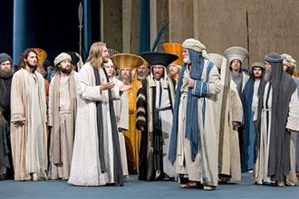 Oberammergau, the Passion Play Munich to Budapest 2020
