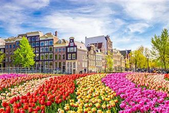 Holland & Belgium in Bloom Antwerp to Amsterdam 2020