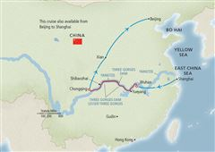 Imperial Jewels of China Beijing to Shanghai 2020