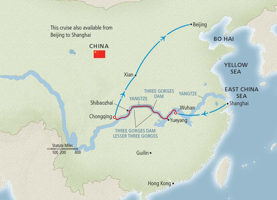 Imperial Jewels of China Shanghai to Beijing 2020