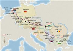 European Sojourn Amsterdam to Bucharest 2020