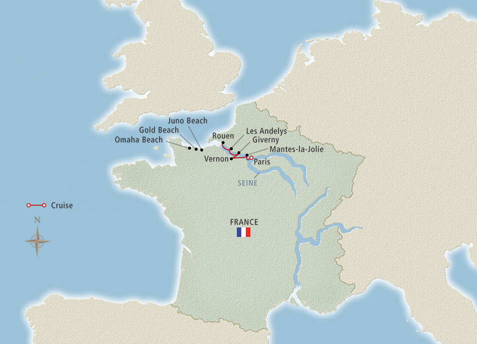 Paris & the Heart of Normandy Paris to Paris 2019