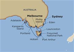 Authentic Australia Melbourne Sydney 2020