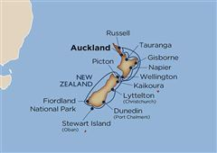 Comprehensive New Zealand Auckland 2021