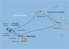 Star Collector: Twice the Tahiti Papeete 2022 - 18 Days