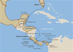 Star Collector: Discovering Unseen Central America via the Panama Canal  Miami 2022