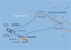 Star Collector: Twice the Tahiti Papeete 2022 - 19 Days